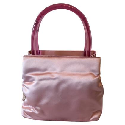 Prada Handbag made of satin