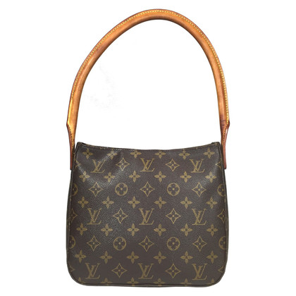 "Louis Vuitton ""Looping MM Monogram Canvas"""
