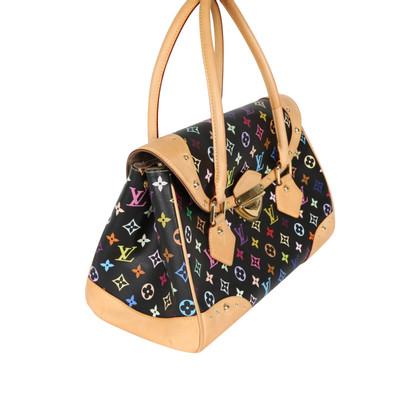 """Louis Vuitton """"Beverly GM Monogram Multicolore Noir"""""""