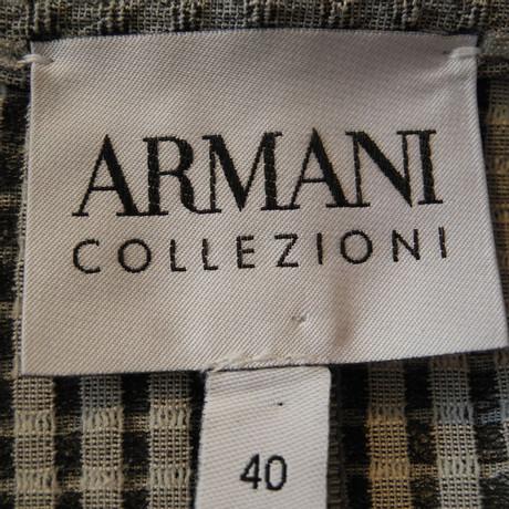 Armani Grau Collezioni Grau Armani Blazer in Grau Blazer Collezioni in 4UO647Rxqw