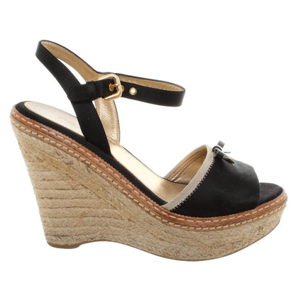 Prada Wedges in zwart