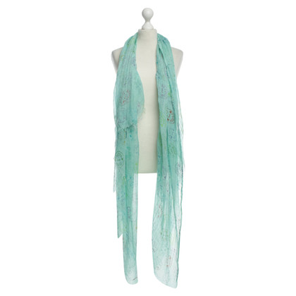 Faliero Sarti Colorful printed scarf