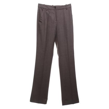Rena Lange Anzughose in Braun
