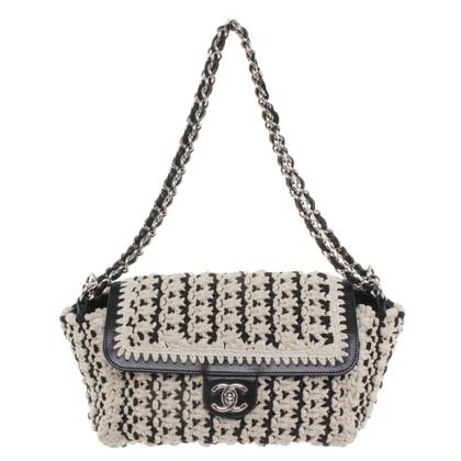 Chanel Flap Bag con motivo Entrelac