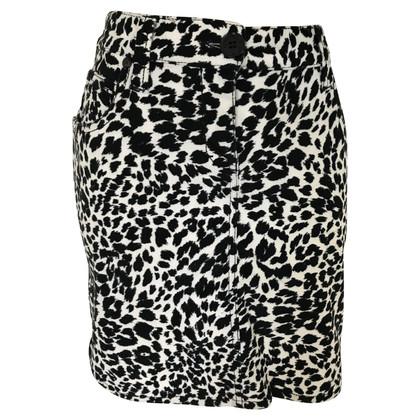 Moschino Love mini-skirt
