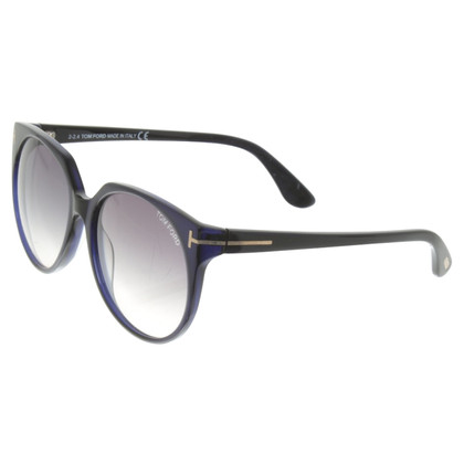 Tom Ford Sonnenbrille in Dunkelblau