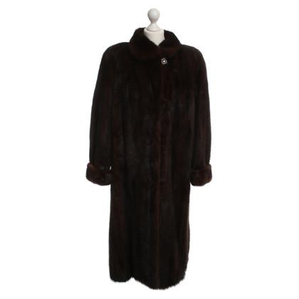 Other Designer Mink coat in Brown