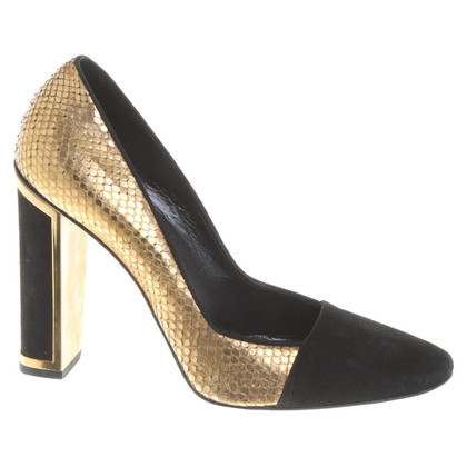 Other Designer Diego Dolcini - pumps in gold