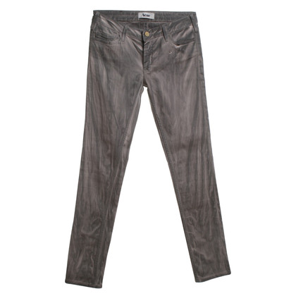 Acne Jeans a Gray / Beige