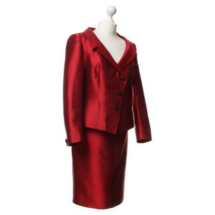 Rena Lange Kostuum rood