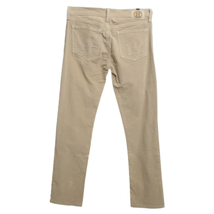 Citizens of Humanity pantaloni di velluto beige