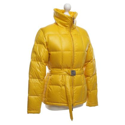 Moncler Omlaag vest geel