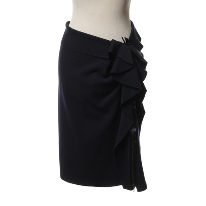 Lanvin skirt with valance