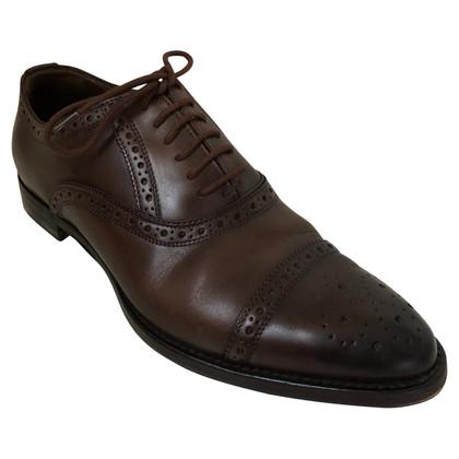 Sergio Rossi scarpe stringate