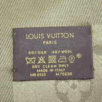 Louis Vuitton Monogram cloth in khaki