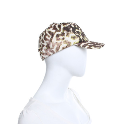 Just Cavalli Baseball cap with pattern