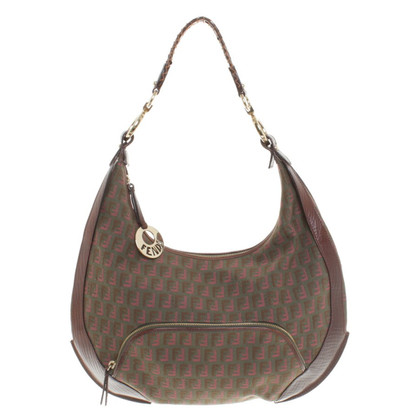 Fendi Bag with logo pattern