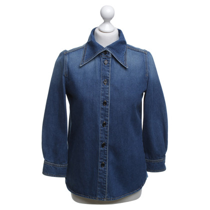 Chloé Denim shirt in blauw
