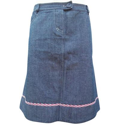 Paule Ka jeans skirt
