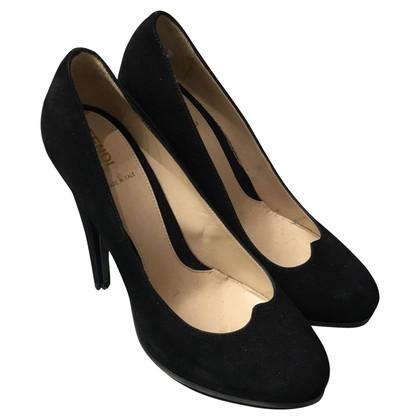Fendi pumps in zwart
