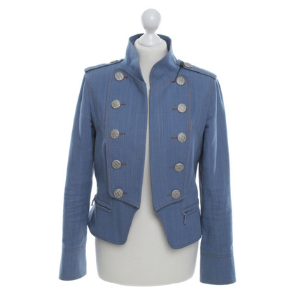 Chanel Blazer in Blau