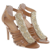 BCBG Max Azria Sandals with Pearls Details