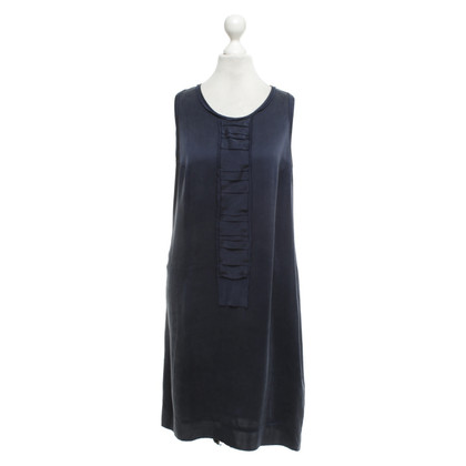 Strenesse Blue Blauw zijden jurk