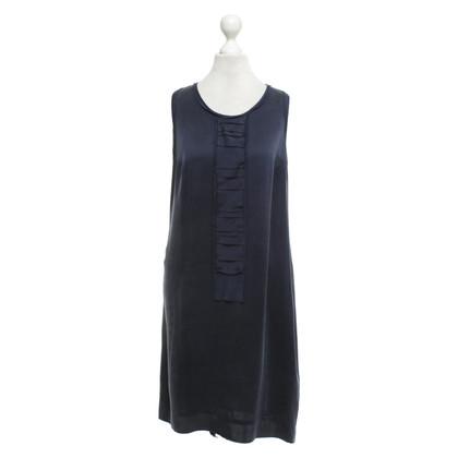 Strenesse Blue Blue silk dress