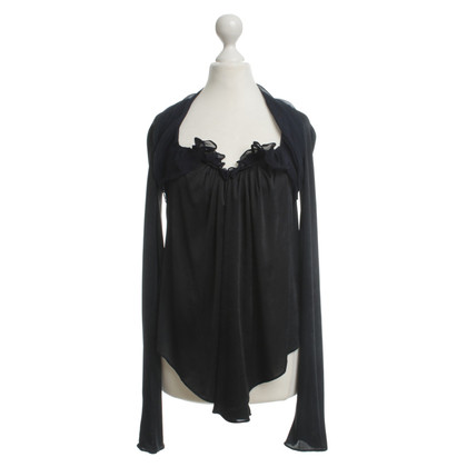 Balenciaga Bluse aus Seide