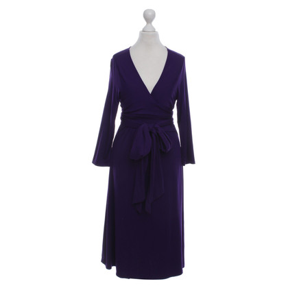 Ralph Lauren Kleid in Violett
