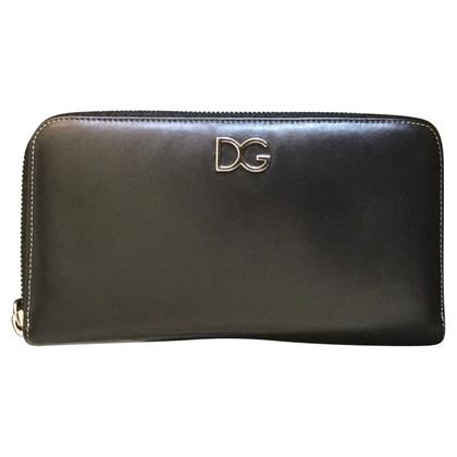 Dolce & Gabbana Portafoglio in pelle nera