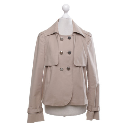 Laurèl Double breasted jacket in beige