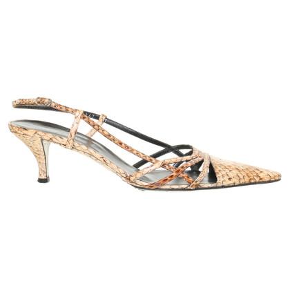 Dolce & Gabbana Pumps in reptile finish