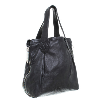 Ferre Shopper in black