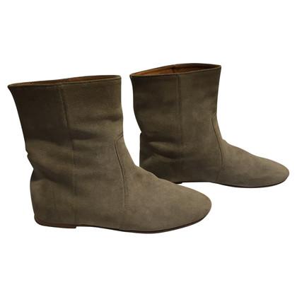 Isabel Marant Etoile Suede Boots