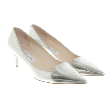 Jimmy Choo pumps made of leather