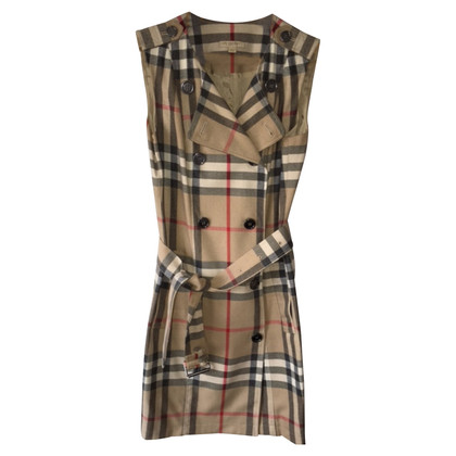 Burberry Winter dress with Plaid