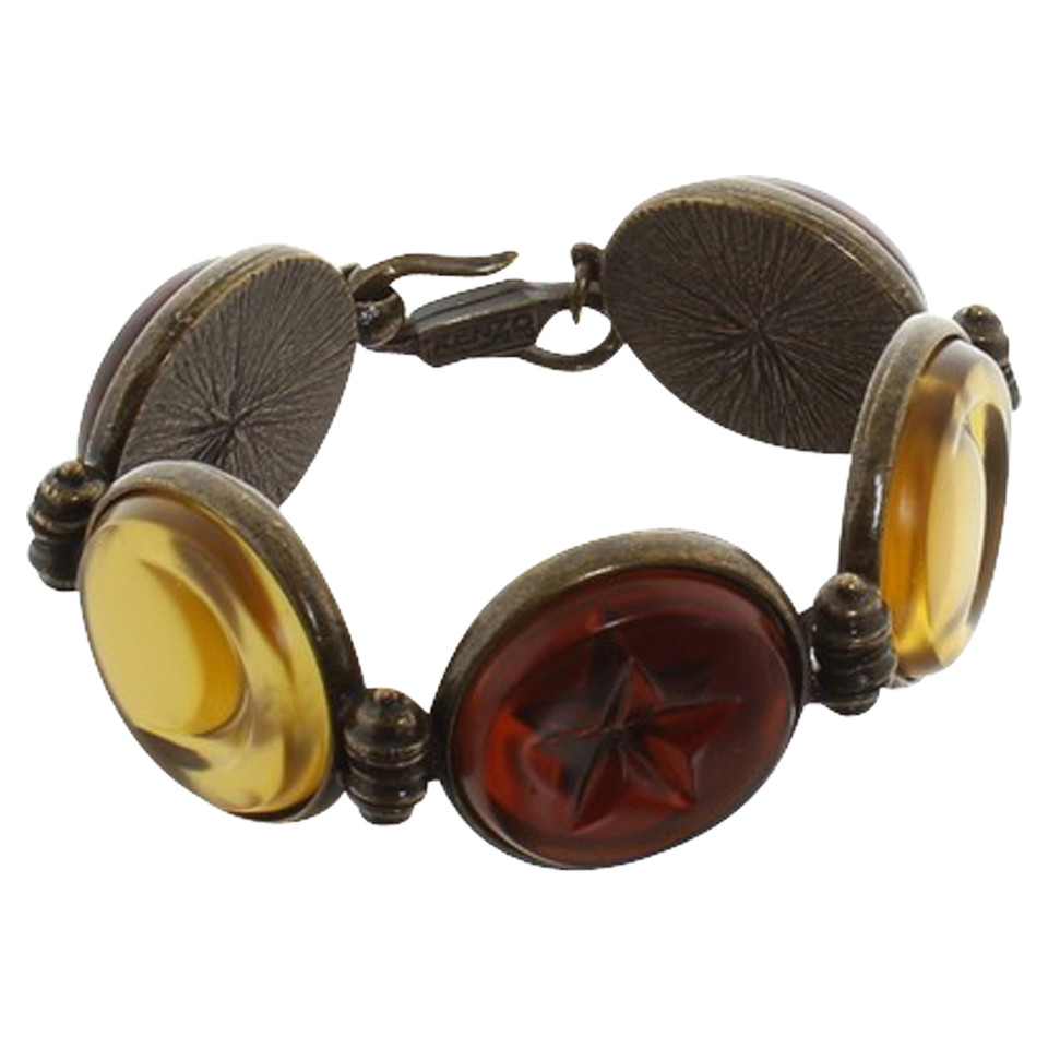 Kenzo Bracelet with embossing