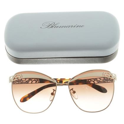 Blumarine zonnebril Schildpad