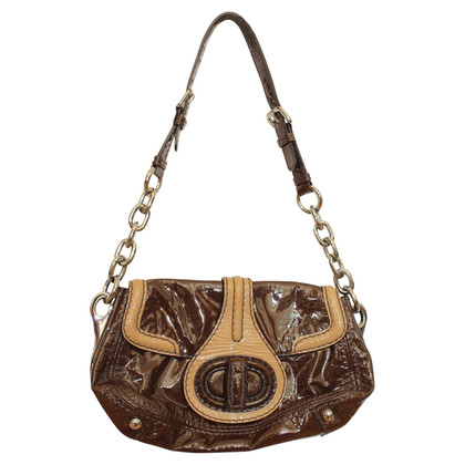Prada Shoulder bag made of patent leather