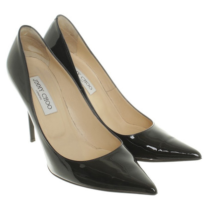 Jimmy Choo Lacklederpumps