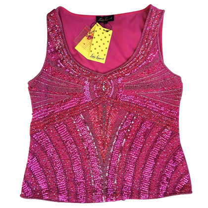 Other Designer Top with sequins and decorative stones