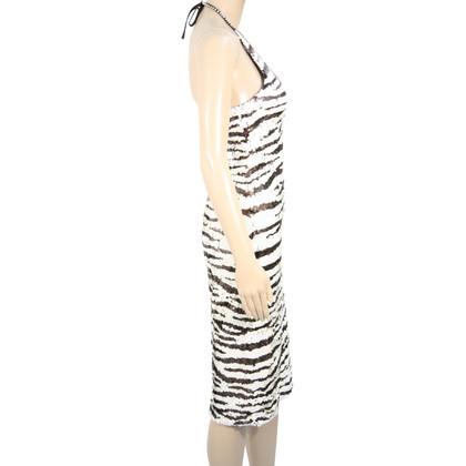 Karen Millen Sequin jurk met patroon