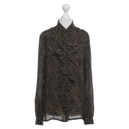 Tory Burch Silk blouse with print