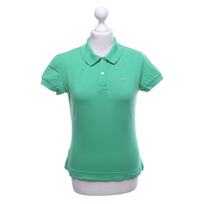 Lacoste Polo shirt in green