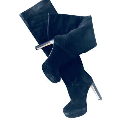 Miu Miu stivali al ginocchio