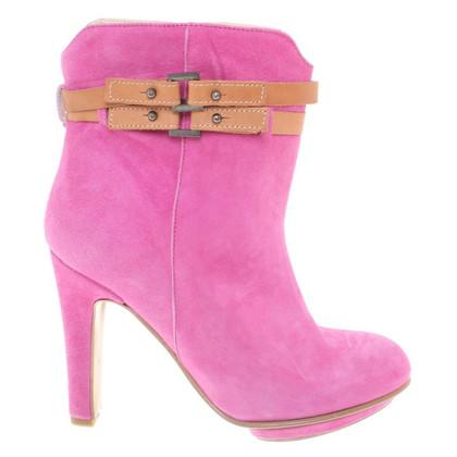 Stefanel Stivali in rosa