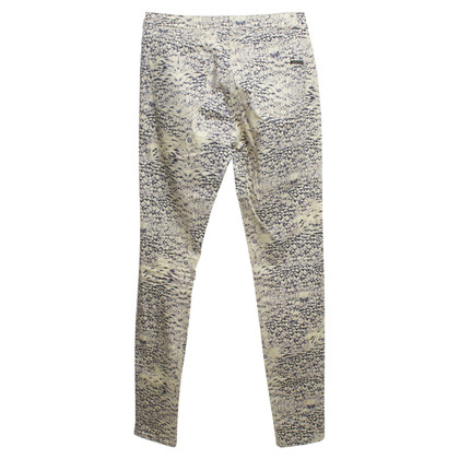Maison Scotch Jeans with motif print