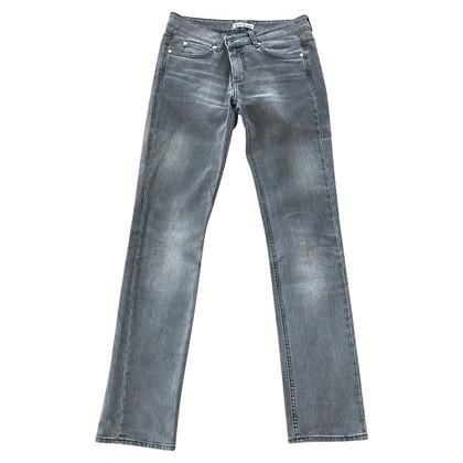 Acne jeans grijs