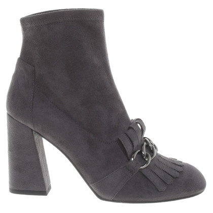 Stuart Weitzman Ankle boots in grey